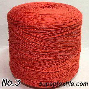 ไหมพรมอินโดซิลค์ (Indo Silk) - ไหมพรมเส้นกลม
