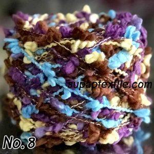 ผ้าพันคอจากไหมดอกไม้แบบนี้