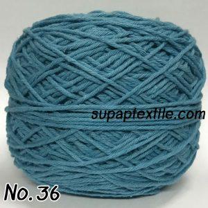 ไหมคอตตอนซอฟท์ 4 Ply (Cotton Soft) เส้นใยธรรมชาติ