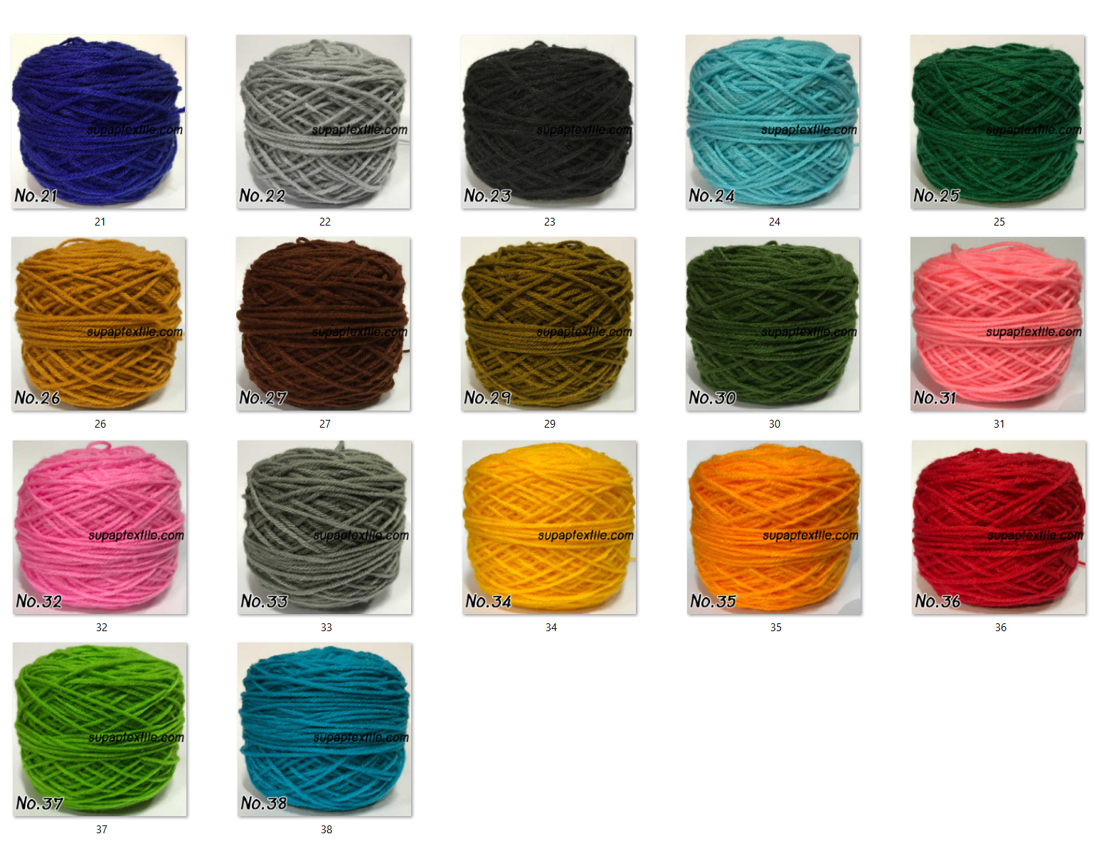 ไหมพรม4ply ไหมผ้ายืด สํา เพ็ง  ไหมพรมเส้นเล็ก  ประเภทไหมพรม